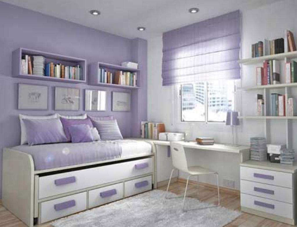 Small Bedroom Decorating Ideas For Girls: Teenage Small Bedroom Ideas Uk
