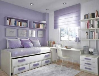Bedroom Ideas For Teenage Girls Uk
