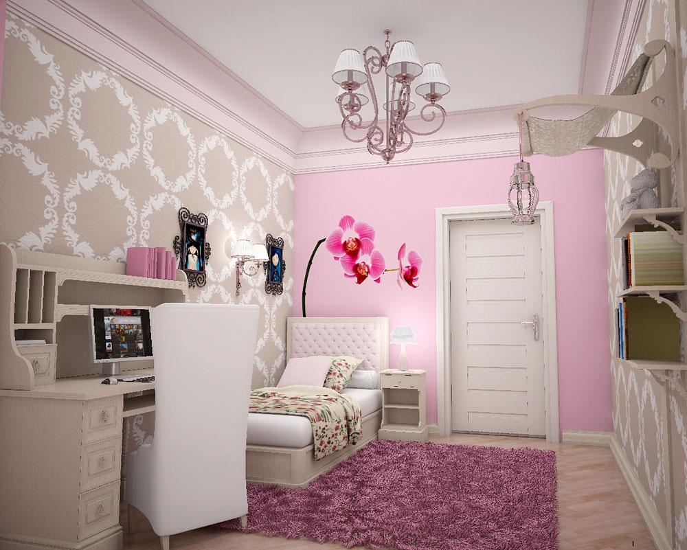 Room Ideas For Teenage Girls Tumblr Vintage